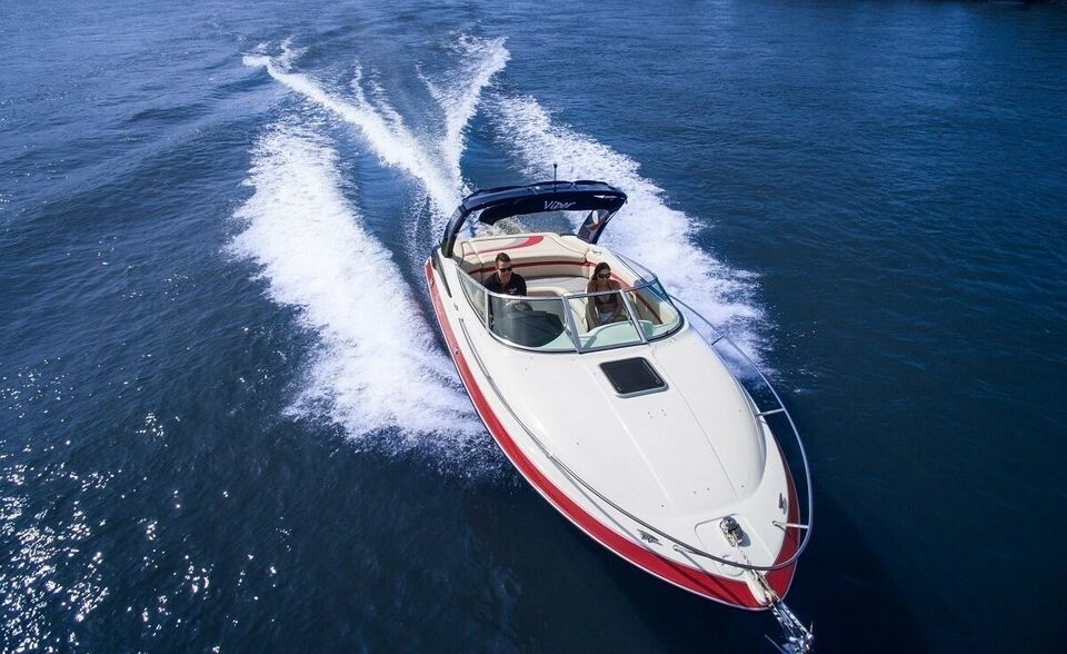 Viper 243, Motorbåd, årg. 2019