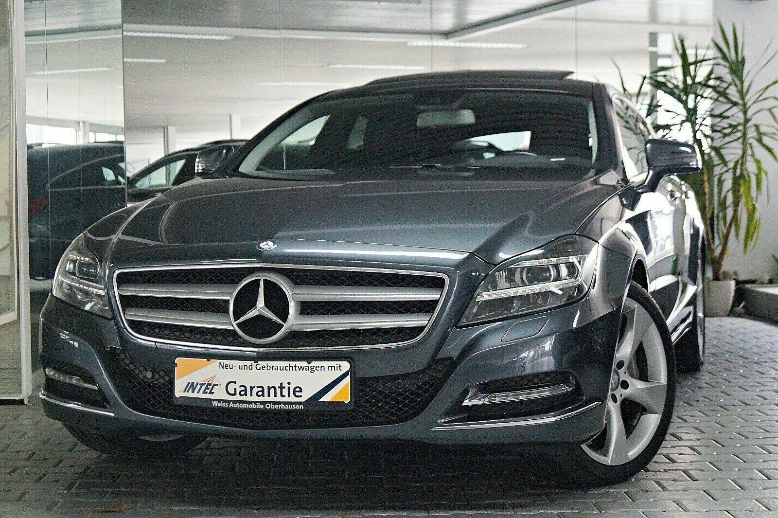 Mercedes CLS350 3,0 BlueTEC SB aut. 5d - 2.685 kr.