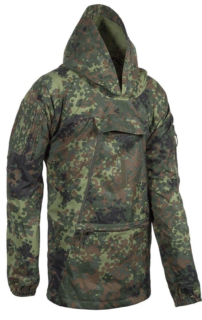 Leo Köhler Combat BW 5 Coloreeeei Mimetica Anorak esercito tedesco german army Taglia L