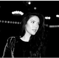 Kristina Train - Dark Black [new Cd] on Sale