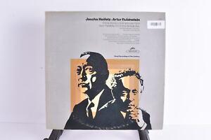 Franck, Bach Jascha Heifetz, Artur Rubinstein Seraphim 60230