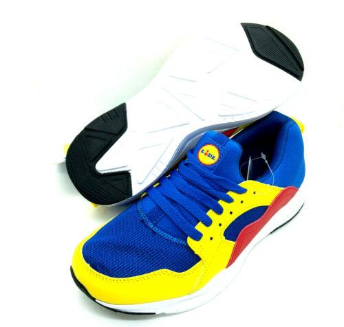 Sneaker Schuhe Fan Collection limitiert 38-46 Damen Herren *NEU /& OVP* Lidl