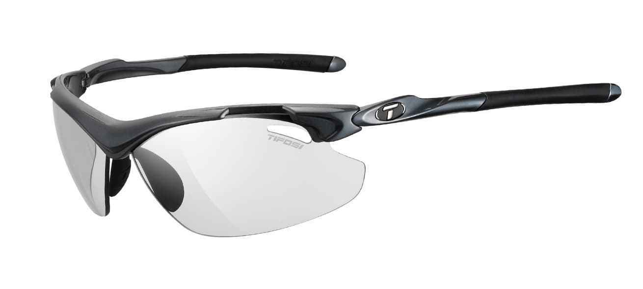 Tifosi TYRANT 2.0 Gunmetal Light Night FOTOTEC CYCLING Sunglasses