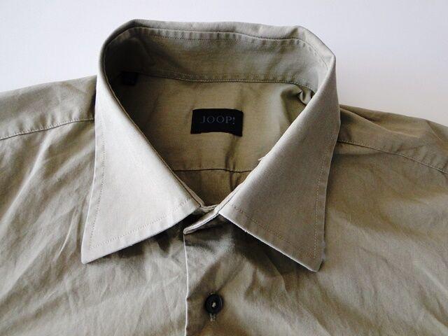 Joop Design Herren Hemd Langarm Braun Unifarben KW40 TOP     | Ausgewählte Materialien  | Toy Story  | Innovation