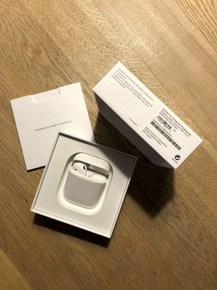 in-ear hovedtelefoner, Apple, God