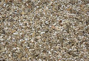 100 litres de vermiculite Brutsubstrat F reptilieneier Inkubator 3-6mm Vermiculit