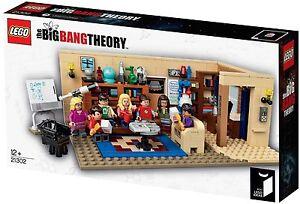 Lego Idées 21302 The Big Bang Theory Neuf Emballage D'origine Misb
