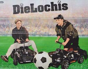 DIE-LOCHIS-A2-Poster-XL-42-x-55-cm-Plakat-Clippings-Fan-Sammlung-NEU