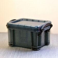 Plastic Practical Rectangle Storage Box Case Container Organizer Mini With Lid & Strata Supa Nova 110L Plastic Storage Crate with Black Lid   eBay