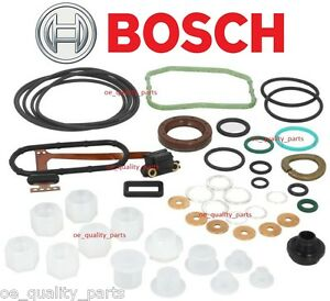 bosch rotating speed sensor injection pump seal gasket repair kit set audi bmw ebay. Black Bedroom Furniture Sets. Home Design Ideas