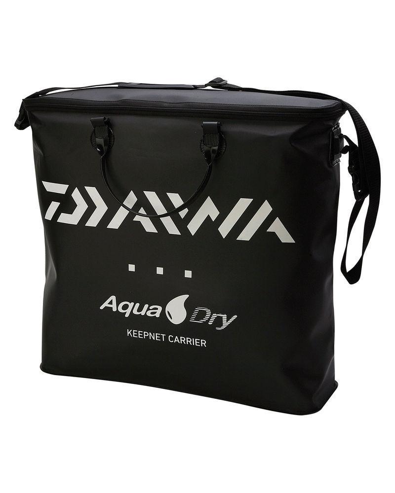 DAIWA Aqua Dry Rive Supporto standard Jumbo Impermeabile EVA Rete Da Pesca Borsa