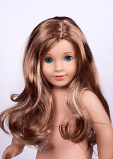 Gorgeous American Girl Doll Custom Marie Grace OOAK with Lea's golden-brown wig