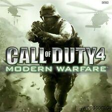 Microsoft XBox 360 Game CALL OF DUTY 4: MODERN WARFARE