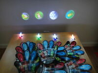 100x-new Pictures Animal Led Flash Birthday Light Party Favors Zz Us Seller