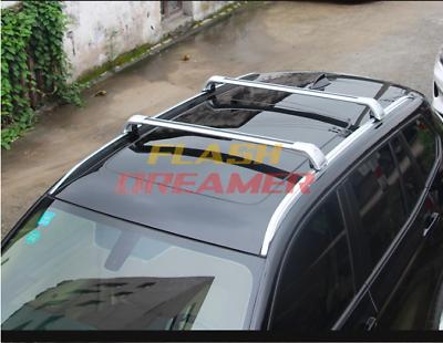 US fit Hyundai Santa Fe sport 2013-2017 2018 18 Luggage roof rack rail cross bar