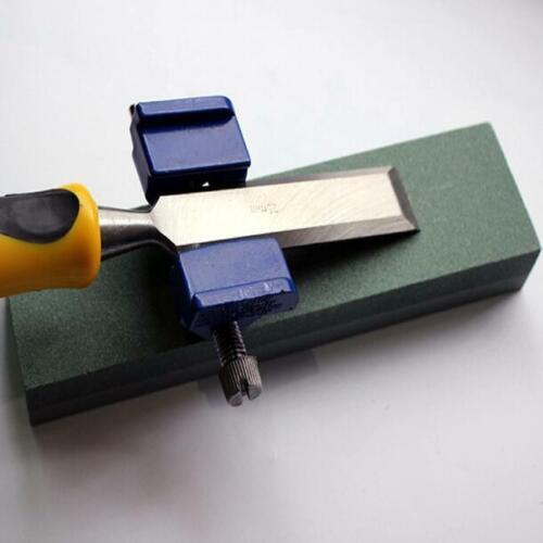 Sharpening System Honing Guide Jig Tool Chisel Plane Iron Planers Blade LJ