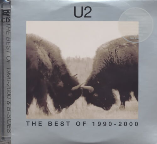 1 of 1 - U2 - The Best of 1990-2000  Special Edition     *** BRAND NEW CD + Bonus DVD ***