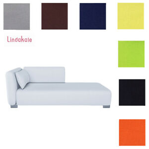 Details about Custom Made Cover Fits IKEA Mysinge Chaise Lounge, Replace  Sofa Cover