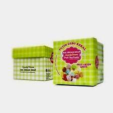 Ice Cream Soap Janna Lawwa - Apple Stem
