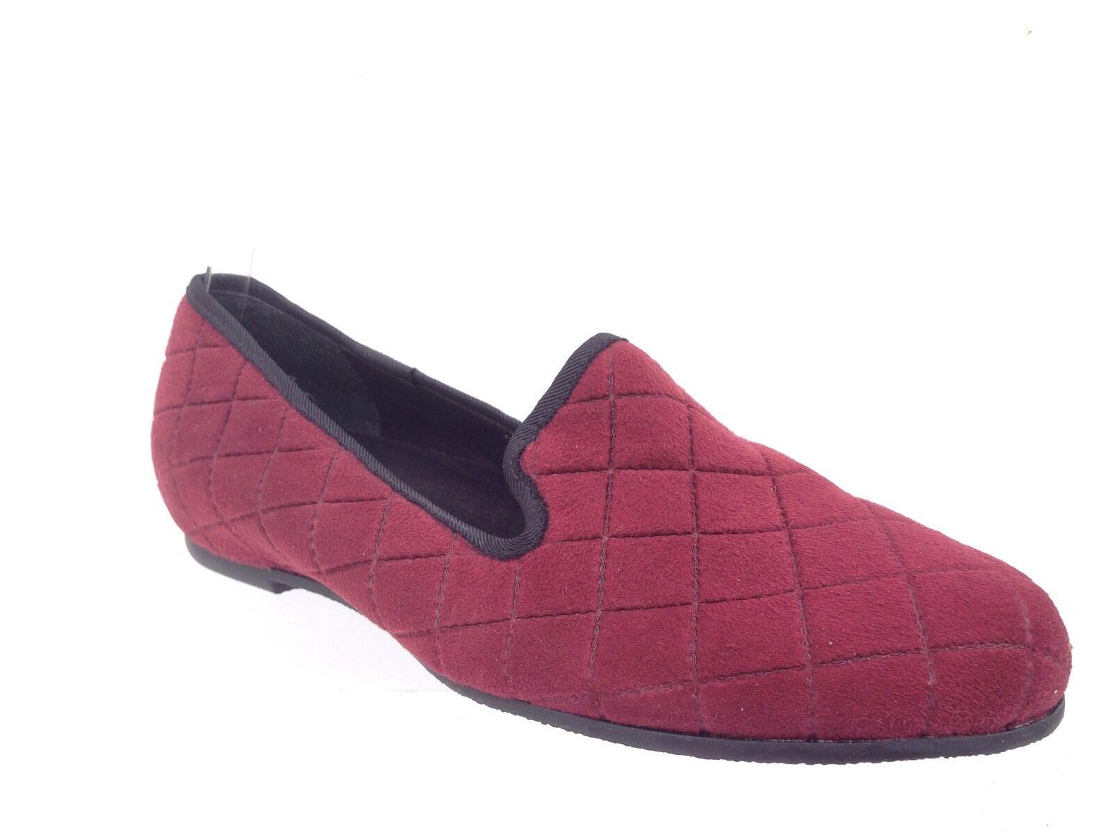 Munro Jerrie Para Mujer Cherry poliéster textil mocasín Tamaño Tamaño Tamaño 7.5 M MSRP  185  tienda de ventas outlet