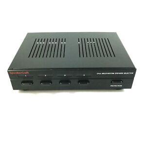 SpeakerCraft-S4dc-Multi-Room-Speaker-Selector-Unit-Only-4-F2