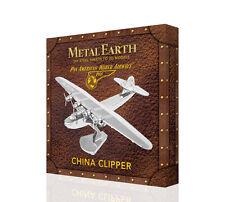 China Clipper PAN in Geschenkbox 3D-Metall-Bausatz Metal Earth 3370