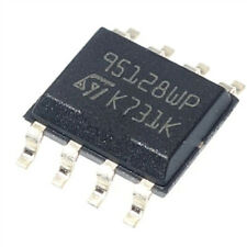 5PCS X M95128-WMN6TP 95128WP SOP8 ST memory