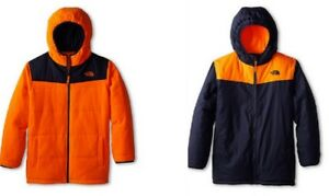 e23e706b6 The North Face Youth Boys True Or False Reversible Fleece Jacket ...