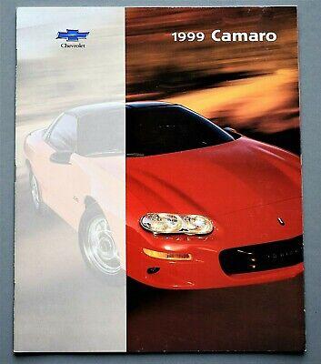 1993 Chevrolet Camaro Coupe Z28 Coupe 40-Page Dealer Sales Brochure