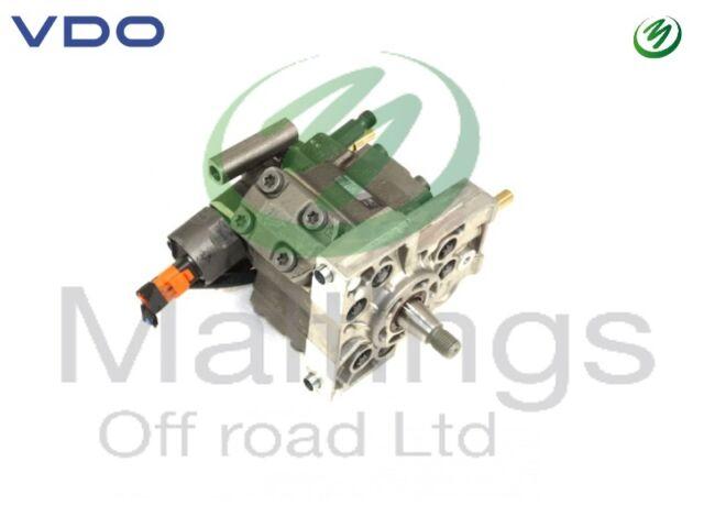 landrover 2.7 tdv6 fuel injection pump lr009804 brand new vdo 2.7 eu3 pump -07