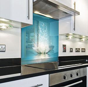 Splashback-Paraschizzi-Paraspruzzi-Rivestimento-Cucina-fiore-natura-blu