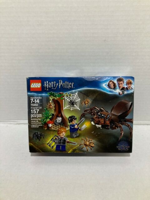 NEW SEALED LEGO Harry Potter Aragog's Lair 75950 FREE SHIPPING!