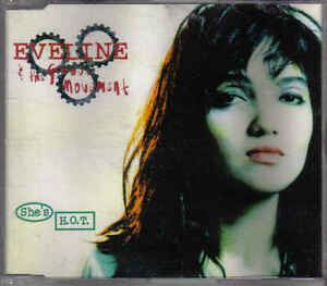Eveline-amp-The-Groove-Moment-She-s-Hot-cd-maxi-single
