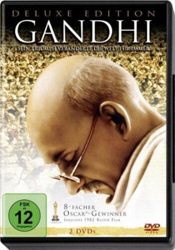 1 von 1 - 2 DVDs * GANDHI [DELUXE EDITION] - Ben Kingsley  # NEU OVP <