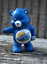 "thumbnail 4 - CUSTOM PAINT Lot of 5 Vintage UK Care Bear Characters 2"" Mini Figures  Daydream"