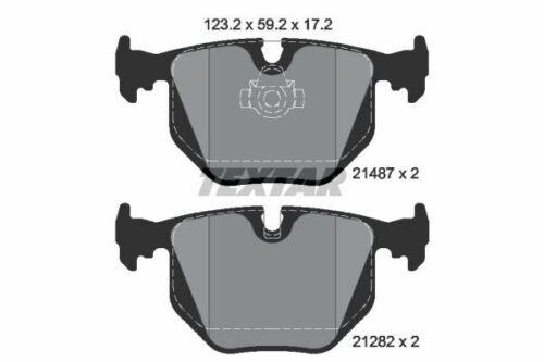 2148703 TEXTAR CAR BRAKE PADS Rear