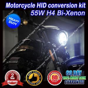 Heavy-Duty-55W-H4-9003-Bi-Xenon-Dual-Beams-Motorcycle-HID-Xenon-Conversion-Kit