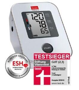 boso-medicus-X-Vollautomatisches-Blutdruckgeraet-Blutdruckmessung-Oberarmgeraet