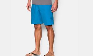 NWOT-Under-Armour-UA-Mania-Board-Shorts-Mens-Short-L-34-Boardshorts-mx298