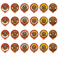 Crazy Cups Flavored Coffee Single Serve Variety Pack Sampler for the