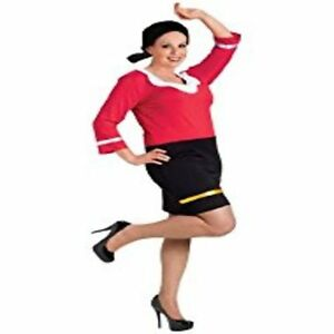 image is loading new olive oyl sexy adult halloween costume popeye