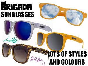 100% QualitäT Brigada - Eye Wear Sunglasses - Skateboard Pro Shades - P Rod Lizard King New Bequem Zu Kochen