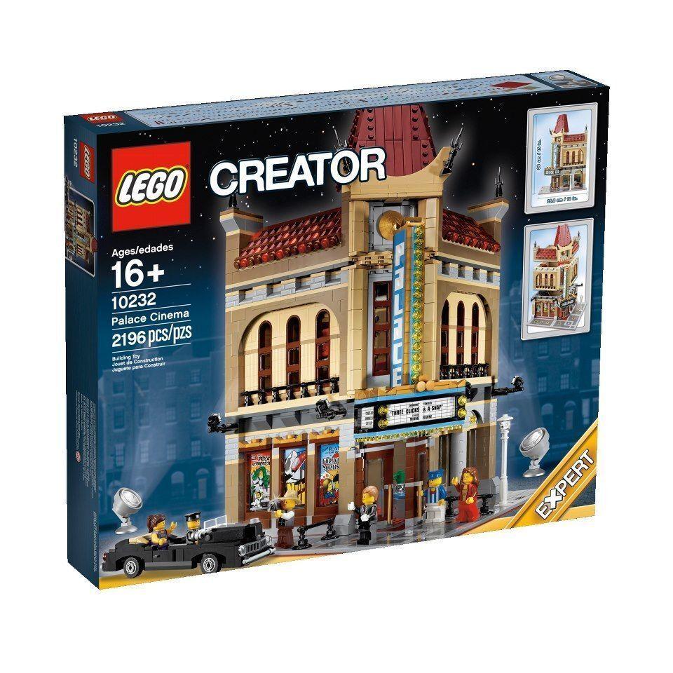 Les Les Les récompenses de bonne chance du Nouvel An sont non-stop LEGO CREATOR EXPERT 10232 CINEMA PALACE    NUOVO e0a7fb