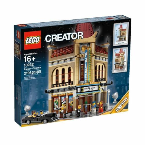 LEGO CREATOR EXPERT 10232 CINEMA PALACE    NUOVO
