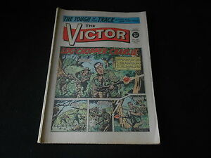 VICTOR Comic - Issue 497  Date 29/08/1970 - UK Paper Comic