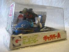 Grip diecast Akumaizer 3 ZABITAN chogokin vintage Japanese tokusatsu motorcycle