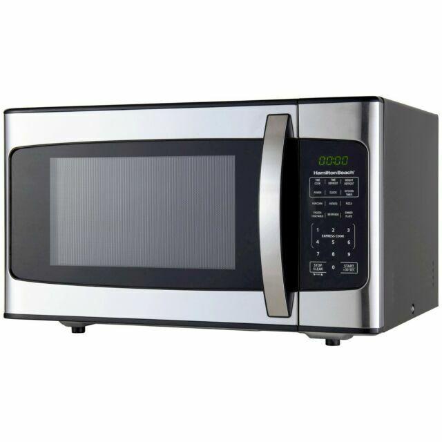 Hamilton Beach EM031M2ZC-X1 1000W Countertop Microwave Oven