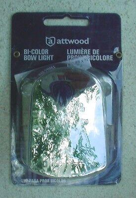 New Zamak Bi-color Light attwood Marine 6375d6