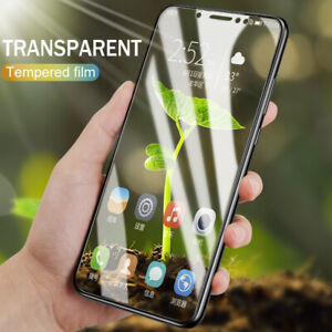 5X For Samsung Galaxy A7 A6 A8 A52 A72 A12 A02S Screen Protector Tempered Glass