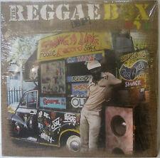"Buju Banton - Desmond Dekker - THE REGGAE BOX  7"" Vinyl EP Sampler  [2001] - NM"